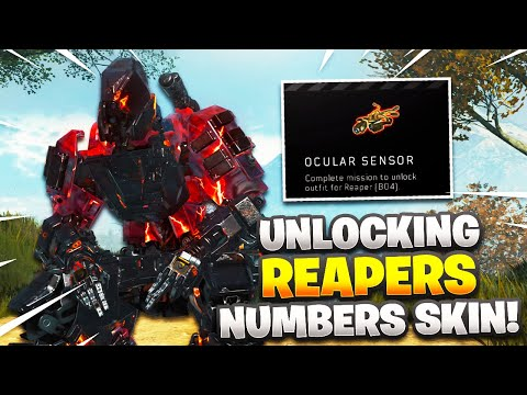 CoD BLACKOUT | HOW TO UNLOCK THE REAPER NUMBERS SKiN! (18 KiLL QUAD FOG GAMEPLAY)
