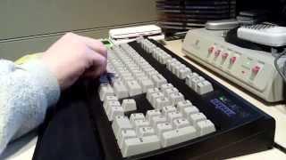 Unicomp Ultra Classic 103-Key Buckling Spring Keyboard