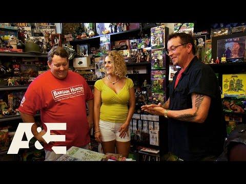 Storage Wars: Rene Meets the Creator of Teenage Mutant Ninja Turtles (Season 9, Episode 3) | A&E