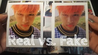 [Ebay] Buying Unofficial BTS cards! | Real vs. Fake Comparison (PART 2)