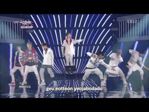GOT7 -  난 니가 좋아 I Like You Live @ Music Bank