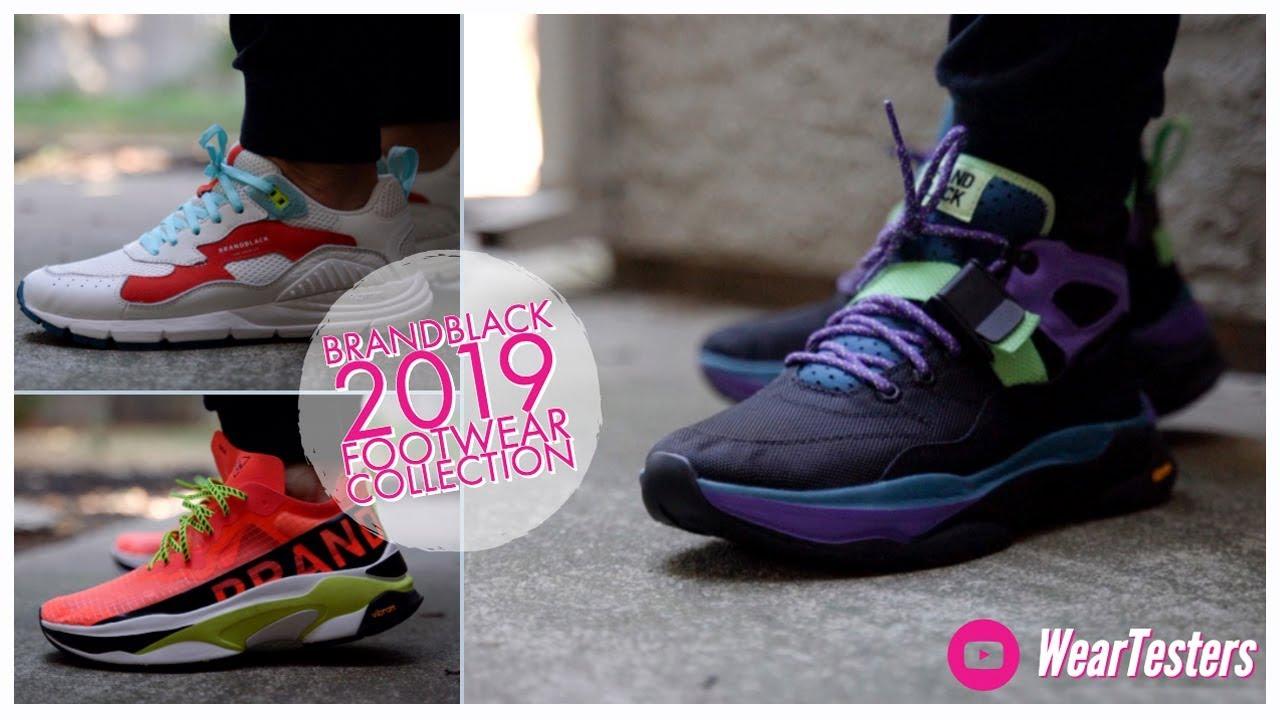 Brandblack 2019 Footwear Collection