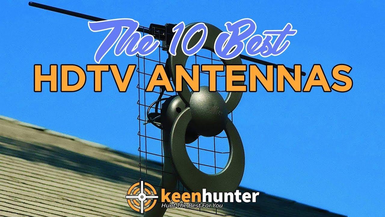 Best HDTV Antenna: Top 10 Video Reviews 2019 | TheKeenHunter