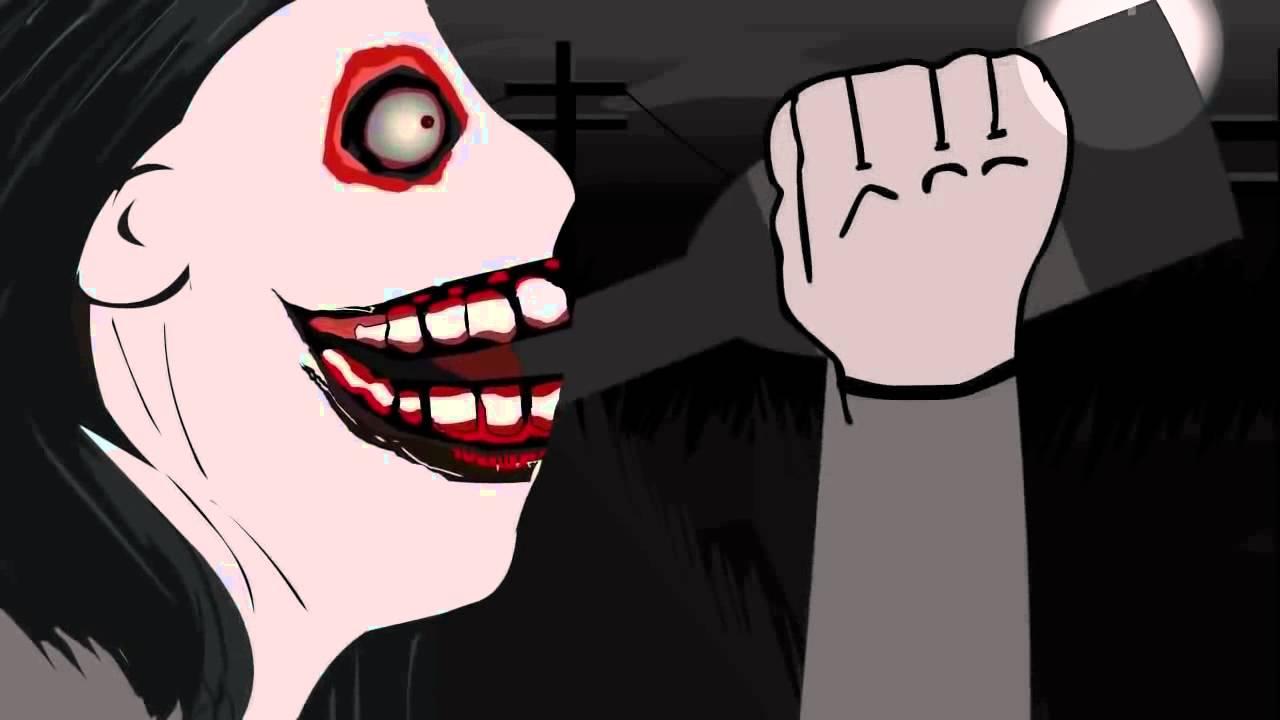 Slender man vs jeff the killer animacion hd cc 3 youtube - Imagenes de animacion ...