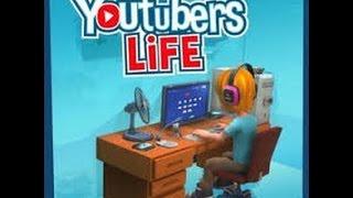 Youtubers Life l Hile l Sınırsız Para l Sınırsız Yemek