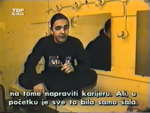 Laurent Garnier interview in TOP DJ Mag in 1994