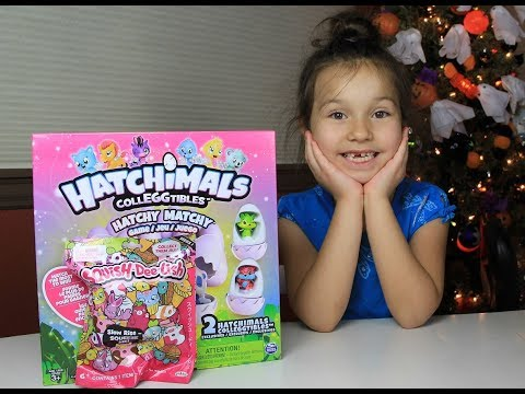 Hatchimals Hatchy Matchy and Grand Prize Squish-Dee-Lish!