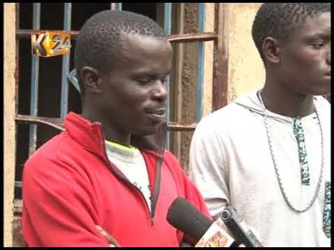 Youth burn down 5 houses belonging to a murder suspect in Bungoma