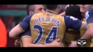 West Ham United vs Arsenal 3-3 highlights & goals 09.04.2016