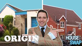 Would You Swap This Bungalow For a 2 Bedroom House? | House Swap | Episode 14 | Origin