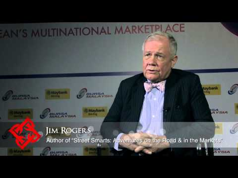 Jim Rogers on investing in Malaysia, the century of Asia, & frontier markets