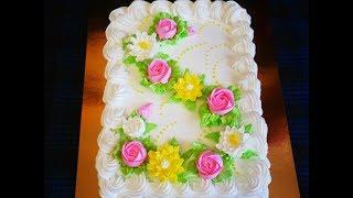 Шоколадный торт на КЕФИРЕ к 8 МАРТА
