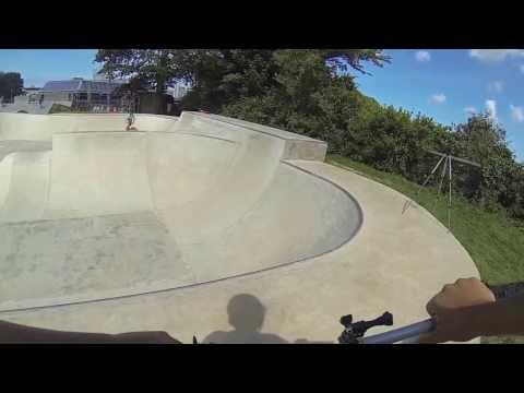 Guernsey Skate Park - Alex, 19/08/2013