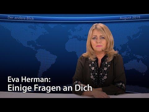 Eva Herman: Einige Fragen an Dich