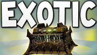 Destiny - RAID EXOTIC CHEST LOCATION !!