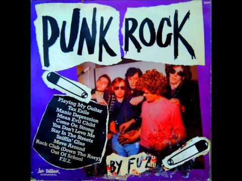 Punk rock with... FU2 (Les Tréteaux LP 6389)