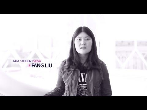 Creative Technologies Graduate Student Interview Fang Liu