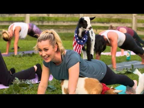 Answer, Kellie pickler yoga pants your place