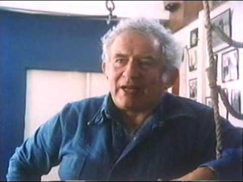 Norman Mailer on Marijuana and Whiskey