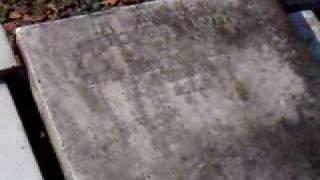 Timothy Evans Grave, St Patrick