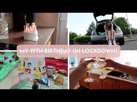 My 19th Birthday (In Lockdown) || Thinkmunch from YouTube · Duration:  11 minutes 16 seconds