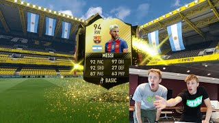 FIFA 17 THE GREATEST PACK OPENING