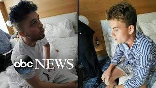 American Teens Held On Murder Charge In Italy