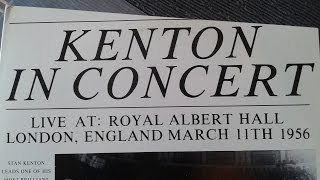 Stan Kenton - Live Royal Albert Hall - March 11 1956