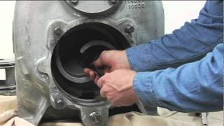 super t series pump maintenance pt 9 rotating assembly installation