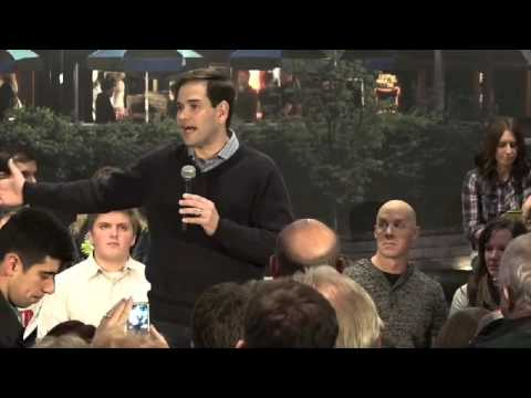Marco Addresses A Huge Audience In West Des Moines | Marco Rubio for President