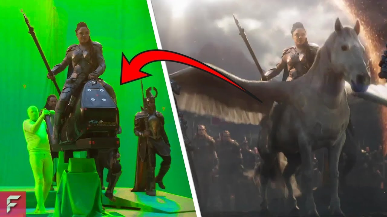 Download Movies BEFORE AND AFTER Special Effects (VFX)