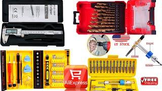 Проверенные инструменты из Китая. Популярные товары с Aliexpress.