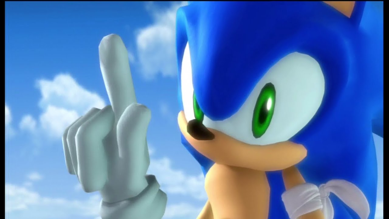 Sonic The Hedgehog (2006): Sonic's Story
