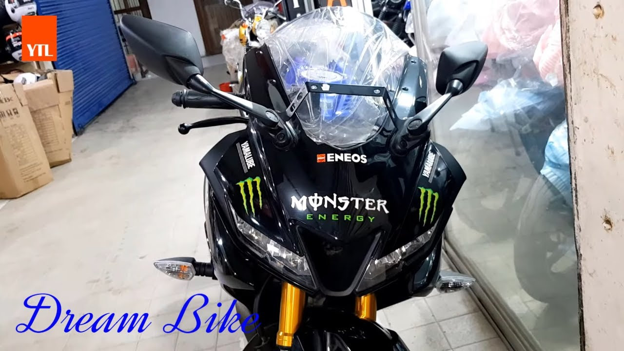 The Dream Bike Yamaha R15 DD Monster - Will be Available in a Few Days 2020