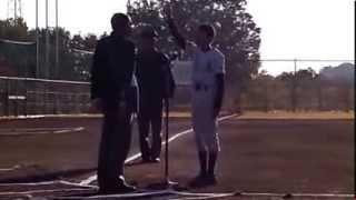 第33回 武相地区親善少年野球大会 選手宣誓!