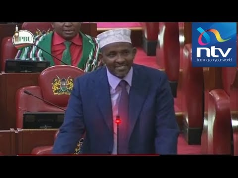 'Where Are They?': Aden Duale Severely Criticises Young Parliamentarians