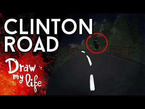 La ENIGMÁTICA carretera de CLINTON ROAD - Draw My Life en Español
