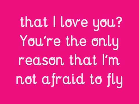 Victoria Justice -  You're the reason Lyrics