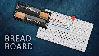 Breadboard - макетируем без пайки. В ожидании arduino.