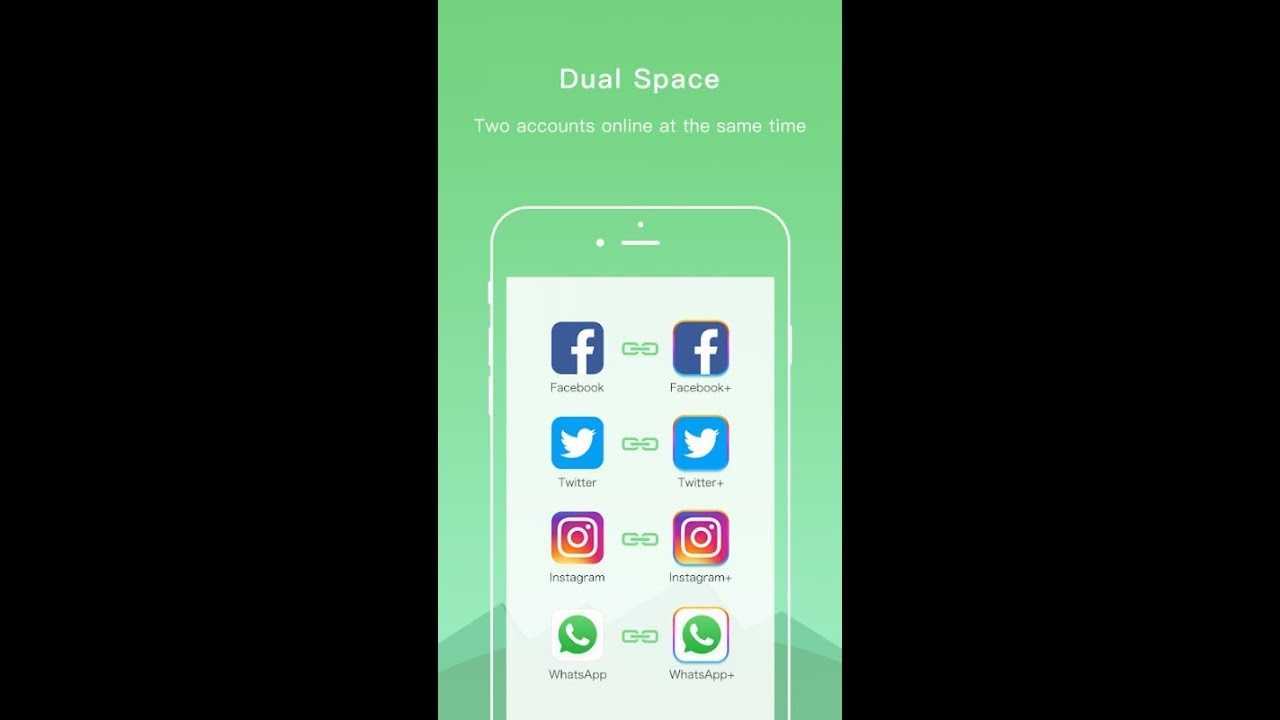 Dual Space Multiple Accounts and App Cloner APK (how to use)