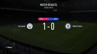 Manchester City vs. Chelsea   Premier League   FIFA 19