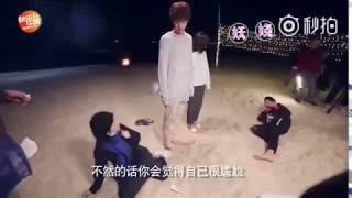 [Meteor Garden 2018] Dylan Wang x Shen Yue x Darren Chen Behind the Scenes - 3
