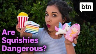 What Are Squishies & Are They Dangerous? - Behind the News