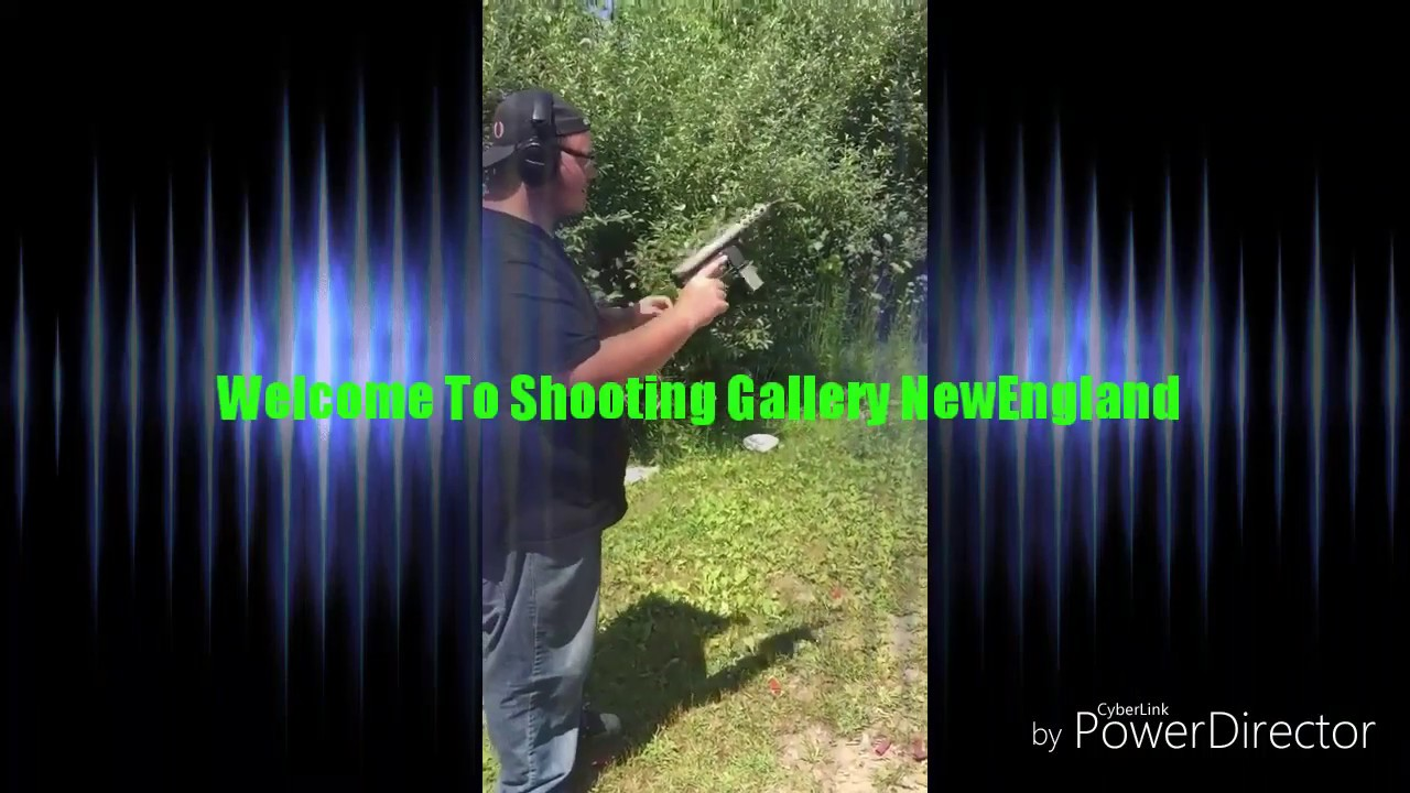 Welcome to Shooting Gallery NewEngland