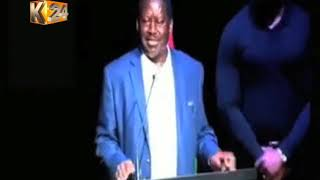 Raila Odinga asks Miguna to comply with the immigration department