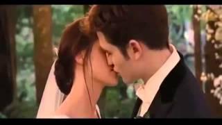 Video Edward Bella Wedding Scene. Breaking Dawn part 1. Flightless Bird & American Mouth download MP3, 3GP, MP4, WEBM, AVI, FLV Juli 2018