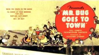 Kenny Gardner - We're The Couple In The Castle (Hoppity/Mr Bug Goes To Town) 1941