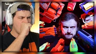 Nerf John Wick - Reaction