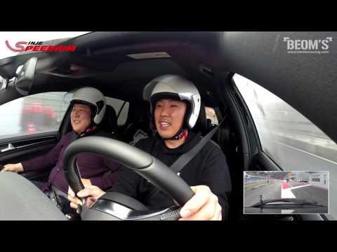 """[범스레이싱] 김범훈의 """"Golf MK7 GTD"""" 시승리뷰"""
