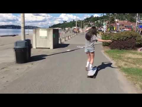 Танцы на лонгборде (Lacoast - Other Side)